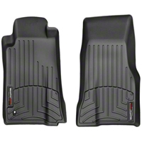 Weathertech Black Floor Liners (05-09 All) - Weathertech 441391