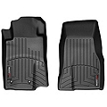 Weathertech Black Floor Liners (10-12 All) - Weathertech 442761