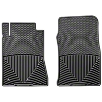 Weathertech Black Floor Mats (10-14 All) - Weathertech W178