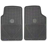 Weathertech Black Floor Mats (79-04 All) - Weathertech W3