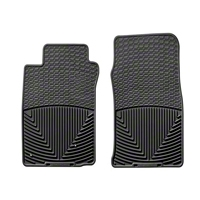 Weathertech Black Floor Mats (05-09 All) - Weathertech W39
