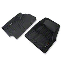 Weathertech Black Floor Liners (13-14 All) - Weathertech 444681