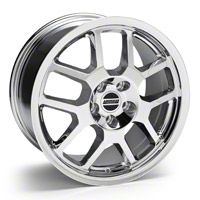 2007 GT500 Style Chrome Wheel - 18x9.5 (05-14 All) - American Muscle Wheels 28045