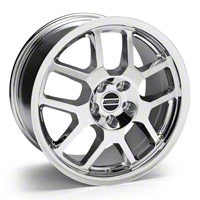 2007 GT500 Chrome Wheel - 18x9.5 (05-14 All) - American Muscle Wheels 28045