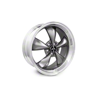 Anthracite Deep Dish Bullitt Wheel 94-04 (20x8.5)