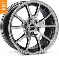 FR500 Style Chrome Wheel - 17x9 (94-04 All) - American Muscle Wheels 28094