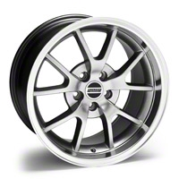 Hypercoated Deep Dish FR500 Wheel - 18x10 (94-04 All)