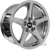 Chrome S Style Wheel 94-04 (16x8)