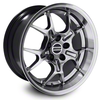 Hypercoated Deep Dish GT4 Wheel - 18x10 (94-04 All)