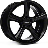 2010 GT Premium Black Wheel - 18x10 (94-04 All)