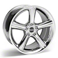 2010 GT Premium Style Chrome Wheel - 18x10 (05-14 GT, V6) - American Muscle Wheels R10-816545C