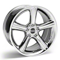 2010 GT Premium Chrome Wheel - 18x10 (05-14 GT, V6)