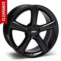 2010 GT Premium Style Black Wheel - 19x8.5 (94-04 All) - American Muscle Wheels 28230||R10-986530B