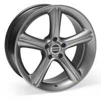 Hypercoated 2010 Style GT Premium Wheel - 19x8.5 (94-04 All) - AmericanMuscle Wheels R10-986530H||28232