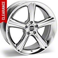 2010 GT Premium Style Chrome Wheel - 19x10 (05-14 GT, V6) - American Muscle Wheels R10-916548C