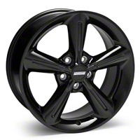 Black 2010 OE Style Wheel - 18x8 (05-14 GT, V6) - AmericanMuscle Wheels 28253