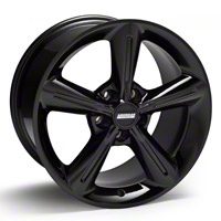 2010 OE Black Wheel - 18x10 (05-14 GT, V6) - American Muscle Wheels 28256