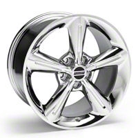 2010 OE Style Chrome Wheel - 18x10 (05-14 GT, V6) - American Muscle Wheels 28257