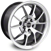 Hypercoated FR500 Wheel - 18x9 (94-04 All)
