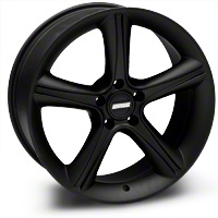 Matte Black 2010 Style GT Premium Wheel - 19x8.5 (94-04 All)