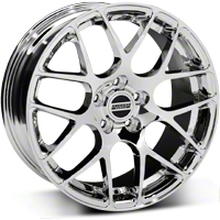 AMR Chrome Wheel - 18x8 (05-14 All) - American Muscle Wheels 28325G05