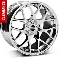 AMR Chrome Wheel - 18x10 (05-14 All) - American Muscle Wheels 28331