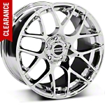 Chrome AMR Wheel 18x10 (05-14 All) - AmericanMuscle Wheels 28331