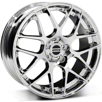 Chrome AMR Wheel 19x8.5 (94-04 All)