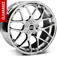 Chrome AMR Wheel 19x9.5 (05-14 All) - AmericanMuscle Wheels 28337