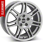 10th Anniversary Style Cobra Anthracite Wheel - 17x9 (94-04 All)