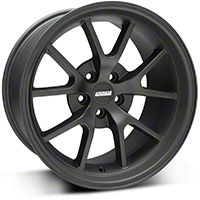 Matte Black FR500 Wheel - 18x10 (94-04 All)