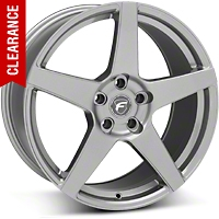 Forgestar CF5 Monoblock Gunmetal Wheel - 19x9 (05-14 All) - Forgestar 1990CF5GUNMETAL0512