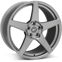 Forgestar CF5 Monoblock Gunmetal Wheel - 19x10 (05-14 All) - Forgestar 1910CF5GUNMETAL0512