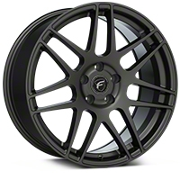 Forgestar F14 Monoblock Gunmetal Wheel - 19x9 (05-14 All) - Forgestar 1990F14GUNMETAL0512