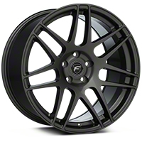 Gunmetal Forgestar F14 Monoblock Wheel - 19x10 (05-14 All) - Forgestar 1910F14GUNMETAL051