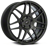 Gunmetal Forgestar F14 Monoblock Wheel - 18x9 (05-14 All) - Forgestar 1890F14GUNMETAL0512