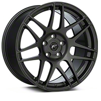 Gunmetal Forgestar F14 Monoblock Wheel - 18x10 (05-14 All) - Forgestar 1810F14GUNMETAL0512