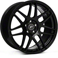 Forgestar F14 Monoblock Piano Black Wheel - 19x10 (05-14 All) - Forgestar 1910F14GLOSSBLACK0512