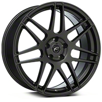 Gunmetal Forgestar F14 Monoblock Wheel - 20x9 (05-14 All) - Forgestar 2090F14GUNMETAL0512