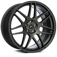Gunmetal Forgestar F14 Deep Concave Monoblock Wheel - 20x11 (05-14 All) - Forgestar 2011F14GUNMETAL0512
