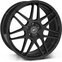 Piano Black Forgestar F14 Monoblock Wheel - 20x9 (05-14 All) - Forgestar 2090F14GLOSSBLACK051