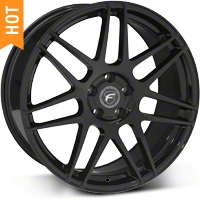 Forgestar F14 Monoblock Piano Black Wheel - 20x9 (05-14 All) - Forgestar 2090F14GLOSSBLACK0512