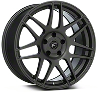 Gunmetal Forgestar F14 Monoblock Wheel - 18x9 (94-04 All) - Forgestar 1890F14GUNMETAL9404