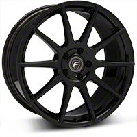 Forgestar CF10 Monoblock Piano Black Wheel - 19x9 (05-14 All) - Forgestar 1990CF10PIANOBLACK0512