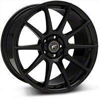 Forgestar CF10 Monoblock Piano Black Wheel - 19x10 (05-14 All) - Forgestar 1910CF10PIANOBLACK0512