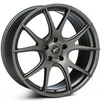 Forgestar CF5V Monoblock Gunmetal Wheel - 19x9 (05-14 All) - Forgestar 1990CV5VGUNMETAL0512