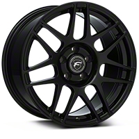 Forgestar F14 Monoblock Piano Black Wheel - 17x9 (94-04 All) - Forgestar 1790F14PIANOBLACK9404