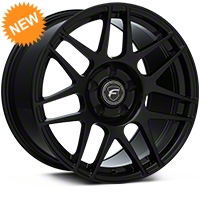 Forgestar F14 Monoblock Piano Black Wheel - 17x10.5 (94-04 All) - Forgestar 17105F14PIANOBLACK9404