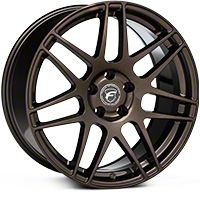 Forgestar F14 Bronze Burst Wheel - 19x9 (05-14 All) - Forgestar 1990F14GLOSSBRONZE0514