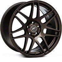 Forgestar F14 Bronze Burst Wheel - 19x11 (05-14 All) - Forgestar 1911F14GLOSSBRONZE0514